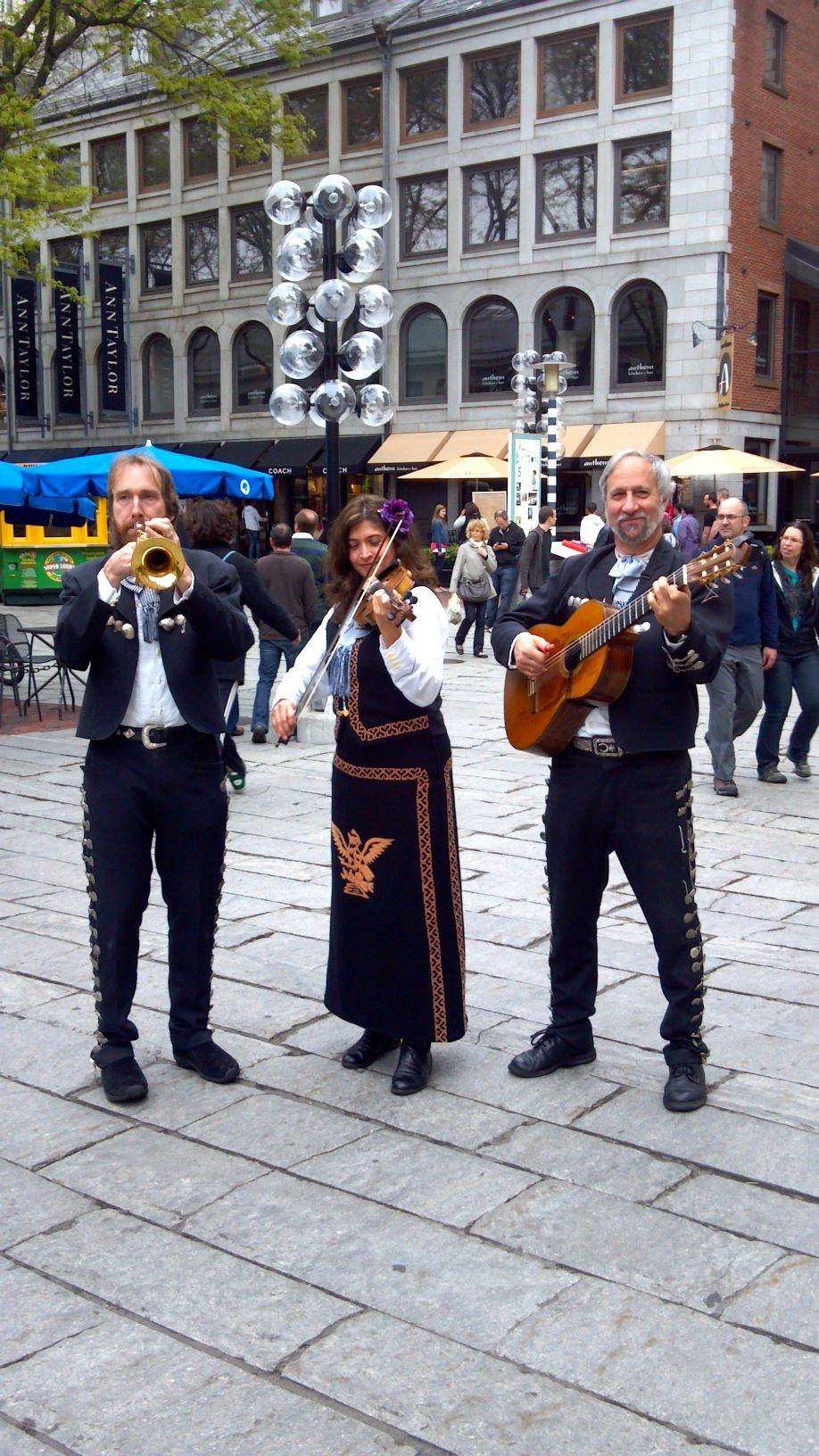 Mariachi Band Boston