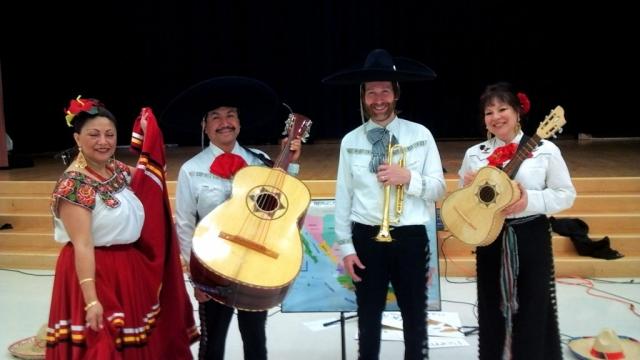 Mariachi Band Maine