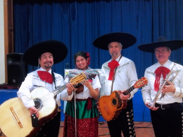Fiesta del Norte — Connecticut's first mariachi