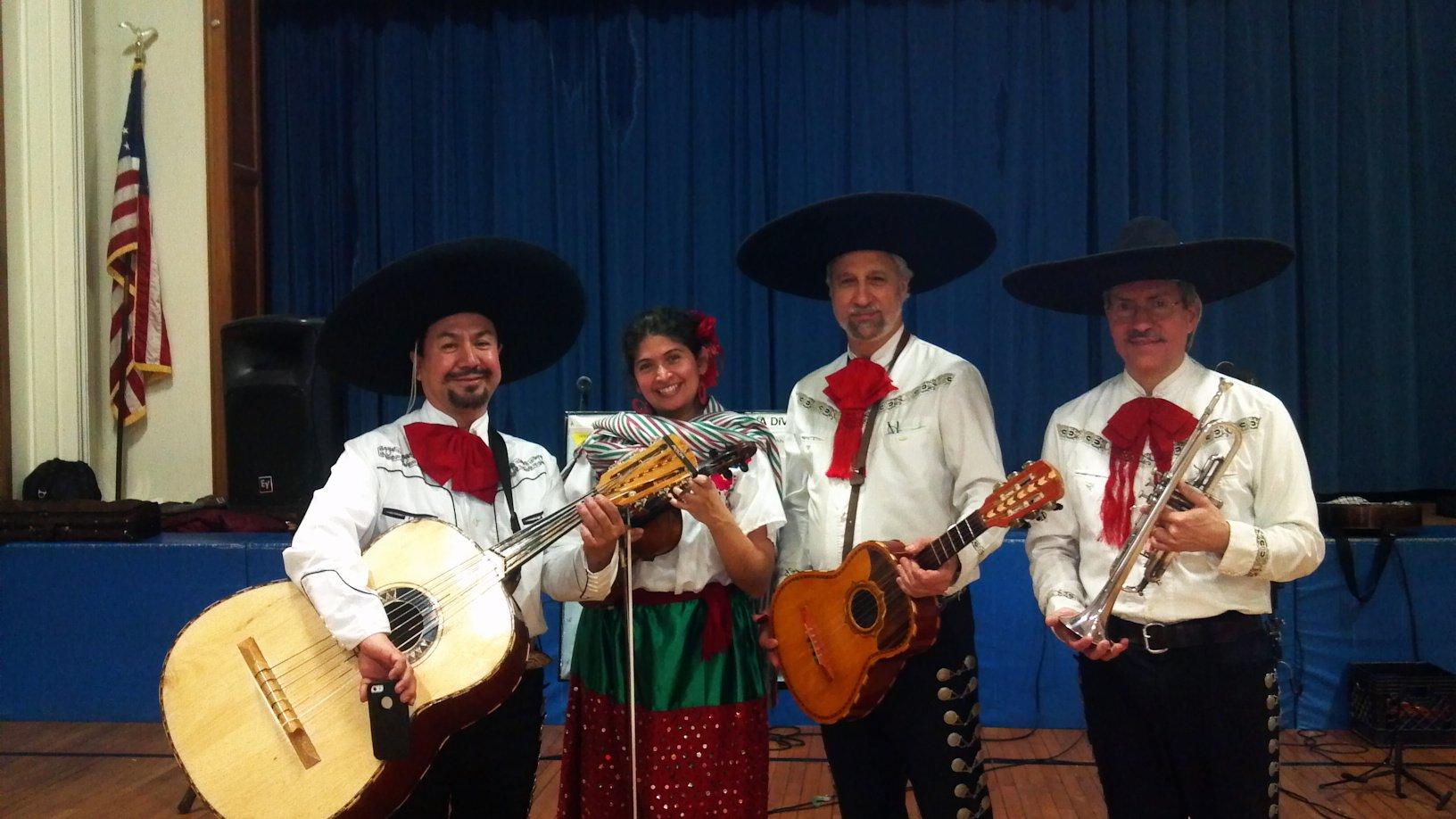 Fiesta del Norte — Mariachi Band in Connecticut