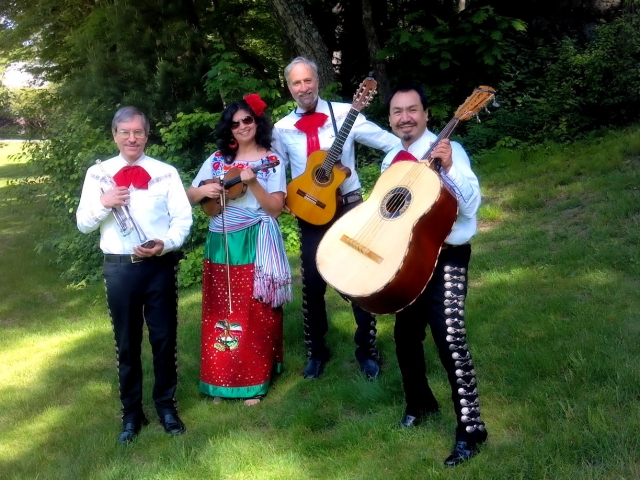 Fiesta del Norte - Connecticut's First Mariachi Band