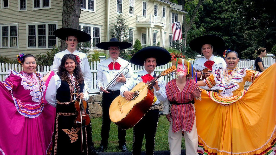 Sounds Of Mexico Come To Old State House Farmer's Market