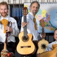 Mariachi Madness Saturday Night with Fiesta del Norte in Branford