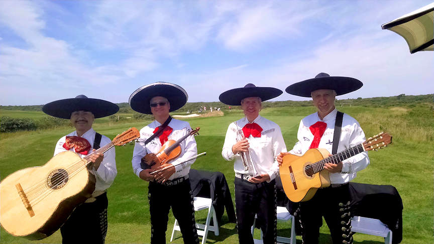 Fiesta del Norte — Mariachi Band in Connecticut